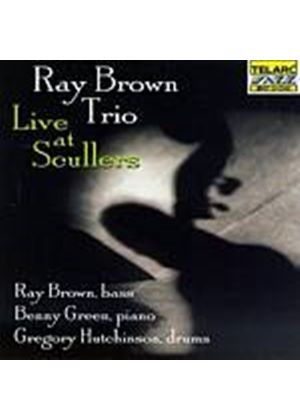 Ray Brown - Live At The Scullers (Music CD)