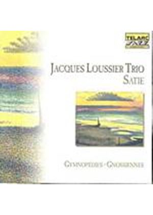 Erik Satie - Jacques Loussier Trio Plays (Music CD)