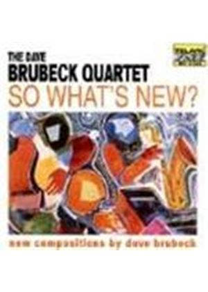 Dave Brubeck Quartet - So What's New