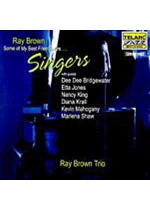Ray Brown - Some Of My Best Friends Are...Singers (Music CD)