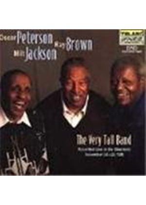 Oscar Peterson & Ray Brown/Milt Jackson - Very Tall Band Live At The Blue Note, The