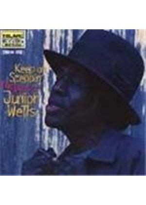 Junior Wells - Keep On Steppin' (The Best Of Junior Wells)