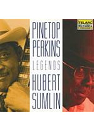 Pinetop Perkins/Humbert Sumlin - Legends (Music CD)