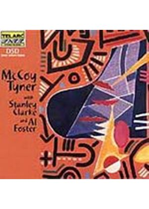 McCoy Tyner - With Stanley Clarke And Al Foster (Music CD)