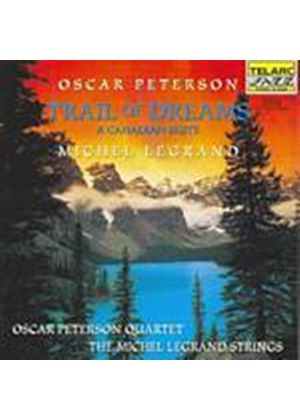 Oscar Peterson And Michel Legrand - Trail Of Dreams: A Canadian Suite (Music CD)