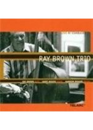 RAY BROWN TRIO - LIVE AT STARBUCKS