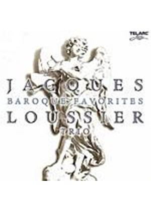 Jacques Loussier Trio - Baroque Favourites (Music CD)