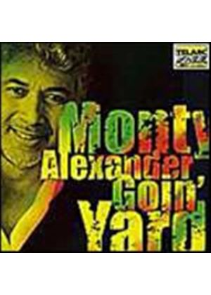 Monty Alexander - Goin Yard (Music CD)