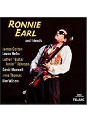Ronnie Earl - Ronnie Earl And Friends (Music CD)