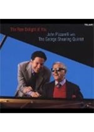 John Pizzarelli & George Shearing Quintet - Rare Delight Of You, The