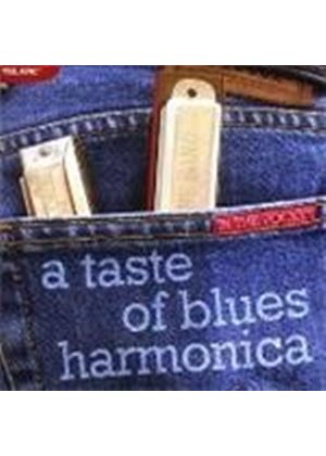 Various Artists - In The Pocket (A Taste Of Blues Harmonica)