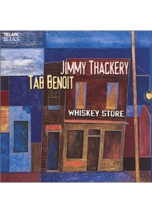 Tab Benoit & Jimmy Thackery/Double Trouble/Charlie Musselwhi - Whiskey Store