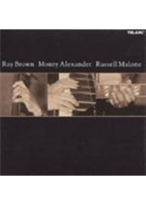 Ray Brown & Monty Alexander/Russell Malone - Ray Brown Monty Alexander And Russell Malone