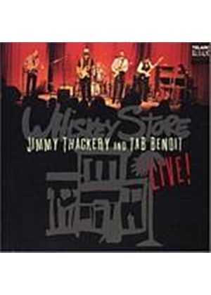Jimmy Thackery And Tab Benoit - Whiskey Store Live (Music CD)