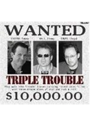 Tommy Castro & Lloyd Jones/Jimmy Hall - Triple Trouble
