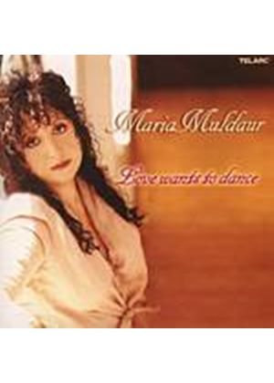 Maria Muldaur - Love Wants To Dance (Music CD)
