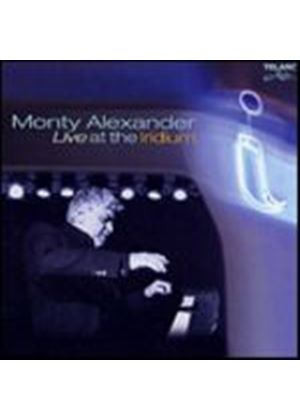 Monty Alexander - Live At The Iridium (Music CD)