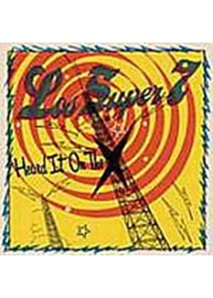 Los Super Seven - Heard It On The X (Music CD)
