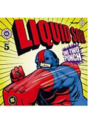 Liquid Soul - One-Two Punch (Music CD)