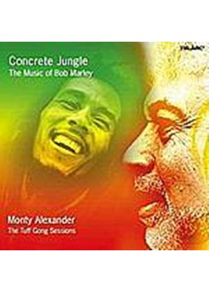 Monty Alexander - Concrete Jungle (Music CD)