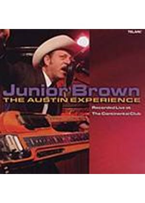 Junior Brown - Live At The Continental Club (Music CD)
