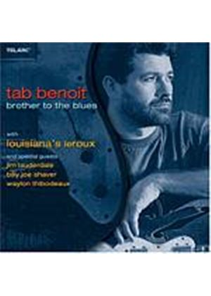 Tab Benoit - Brother To The Blues (Music CD)