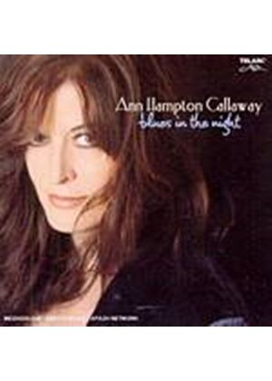 Ann Hampton Calloway - Blues In The Night (Music CD)