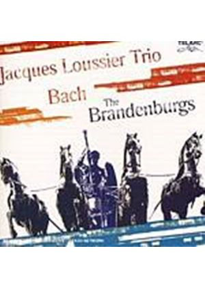 Johann Sebastian Bach - The Brandenburg Concertos (Jacques Loussier Trio) (Music CD)