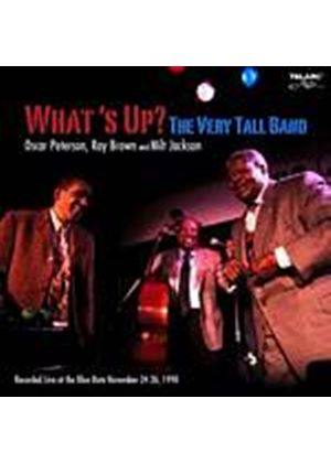 Oscar Peterson - Whats Up? - The Very Tall Band (Music CD)