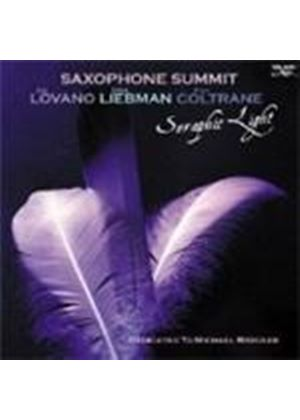 Saxophone Summit II - Seraphic Light