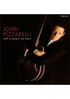 John Pizzarelli - With A Song In My Heart (Music CD)