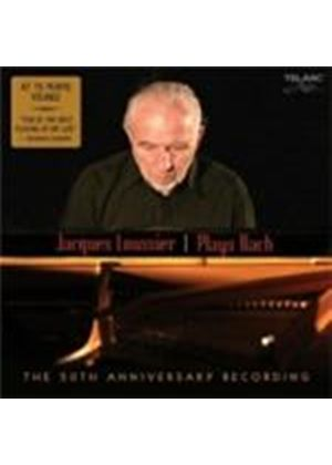 Jacques Loussier Trio (The) - Plays Bach (The 50th Anniversary Recording) (Music CD)