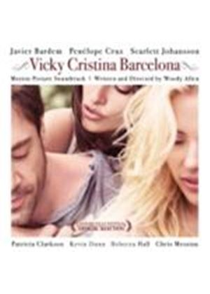 Various Artists - Vicky Cristina Barcelona (Music CD)