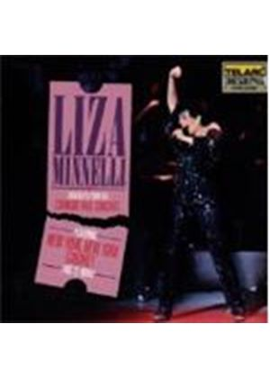 Liza Minnelli - Highlights From The Carnegie Hall Concert