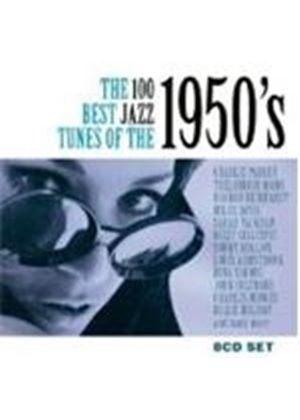 Various Artists - 100 Best Jazz Tunes Of The 1950s (Music CD)