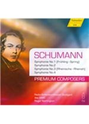 Premium Composers, Vol. 2: Schumann (Music CD)