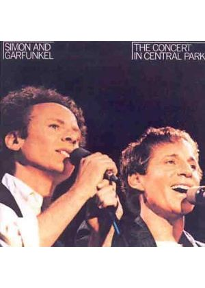 Simon And Garfunkel - Concert In Central Park (Music CD)