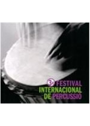 Various Artists - 3R Festival Internacional De Percussio De Catalunya