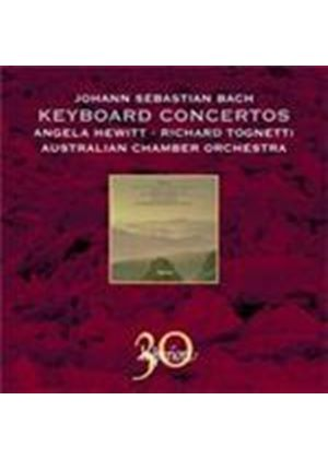 Bach: Keyboard Concertos (Music CD)