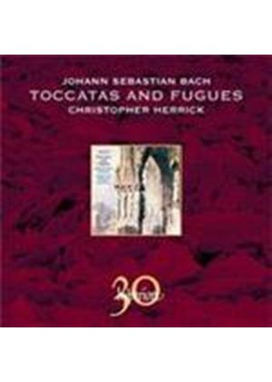 Bach: Toccatas and Fugues; Passacaglia (Music CD)