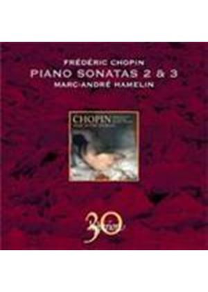Chopin: Piano Sonatas 2 & 3 (Music CD)
