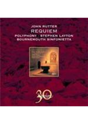 Rutter: Requiem and Other Choral Works (Music CD)