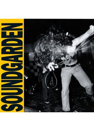 Soundgarden - Louder Than Love (Music CD)