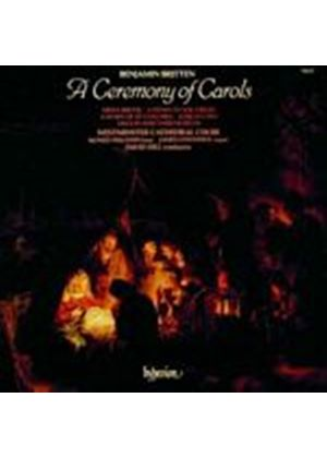 Benjamin Britten - A Ceremony Of Carols (Music CD)