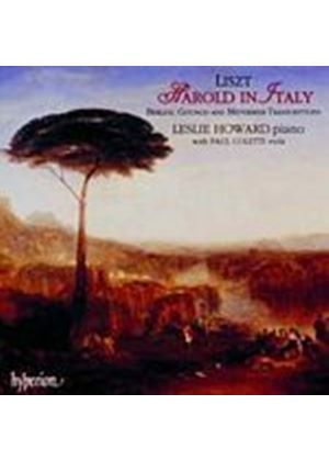 Franz Liszt - Harold In Italy (Music CD)