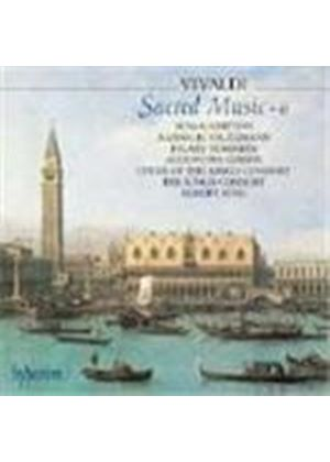 Vivaldi: Sacred Music, Volume 6