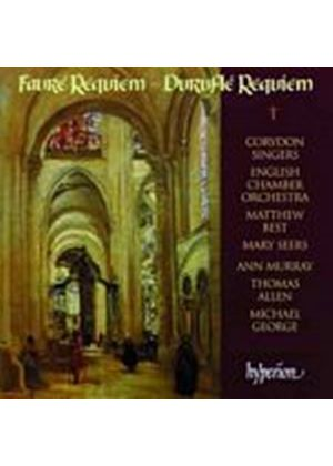 Corydon Singers/Eco/Best - Faure/Durufle/Requiem (Music CD)