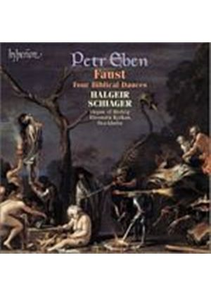 Petr Eben - Faust And Four Biblical Dances (Schiager) (Music CD)
