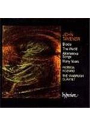 Tavener: Works for soprano and string quartet