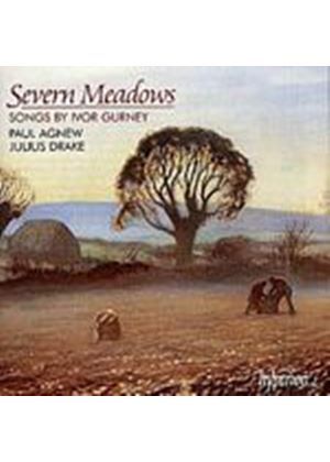 Ivor Gurney - Severn Meadows (Paul Agnew, Julius Drake) (Music CD)
